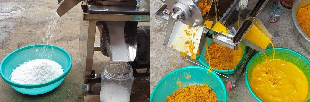 máy ép nước cốt